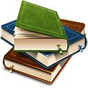 Books Icon 128